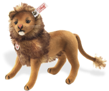 click to see Steiff  Felt Leo Lion - Now On Special Offer in detail