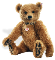 click to see Steiff  Desmond - A Handsome Traditional Bear in detail