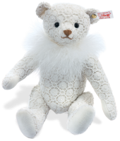 click to see Steiff  Chantilly Bear - Made From Beautiful Lace in detail
