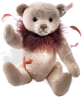 click to see Steiff  Grace Teddy Bear - So Chic! in detail