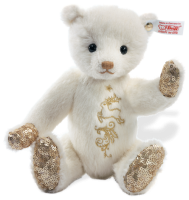 click to see Steiff  Lumia Bear- A Very Cute Bear With A Little 'bling' in detail