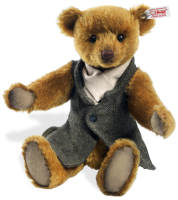 click to see Steiff  Forrest Bear in detail