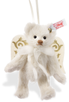 click to see Steiff  Angel Ornament in detail