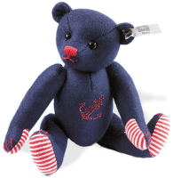 click to see Steiff  Selection Felt Teddy Bear - On Special Offer in detail