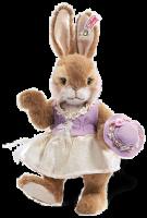 click to see Steiff  Valentina Alpaca Rabbit in detail