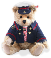 click to see Steiff  Jack Teddy Bear in detail