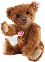 click to see Steiff  Classic 1910 Russet Teddy Bear in detail