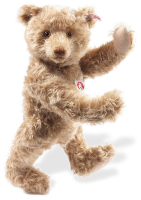 click to see Steiff  Sinclair Bear - A Traditional Teddy in detail