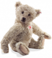 click to see Steiff  Theo Teddy Bear in detail