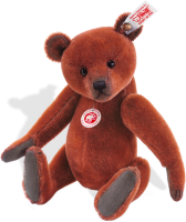 click to see Steiff Ralph Teddy Bear in detail