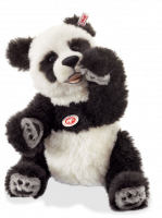 click to see Steiff  Panda Pummy Masterpiece in detail