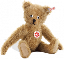 click to see Steiff  'mr Googly' - 31 Cm in detail