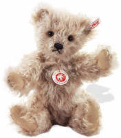 click to see Steiff  Charly Teddy Bear in detail