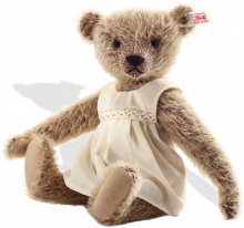 click to see Steiff  Claire Teddy Bear in detail
