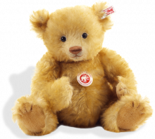 click to see Steiff  Sunshine Teddy Bear in detail