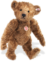click to see Steiff  Johann - A Handsome Traditional Bear in detail