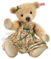 click to see Steiff  April Teddy Bear in detail