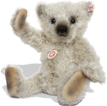 click to see Steiff  Pepe Teddy Bear in detail