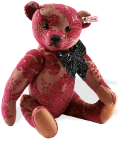 click to see Steiff  Viktoria Teddy Bear in detail