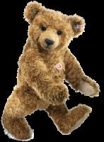 click to see Steiff  Ferdinand Teddy Bear in detail