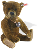 click to see Steiff  Dante Teddy Bear in detail