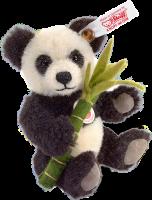 click to see Steiff  Alpaca Miniature Panda - 10 Cm in detail