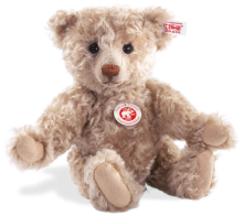 click to see Steiff  Josef Teddy Bear - Charming Limited Edition Bear in detail