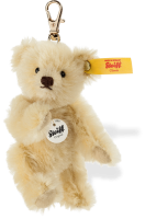click to see Steiff  Mini Teddy Bear Keyring in detail