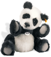 click to see Steiff  Classic Panda in detail