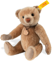 click to see Steiff  Honey Teddy Bear in detail