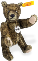 click to see Steiff  Classic Green Tipped Teddy Bear in detail