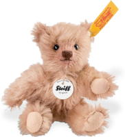 click to see Steiff  Mini Russet Teddy Bear in detail
