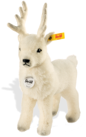 click to see Steiff  Renny Reindeer in detail