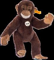 click to see Steiff  Koko Chimpanzee in detail
