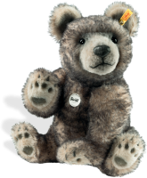 click to see Steiff  Bearry Bear Cub Masterpiece in detail