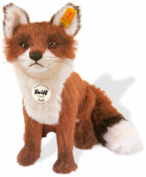 click to see Steiff  Ferdy Fox in detail