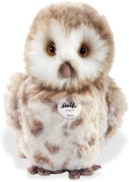 click to see Steiff  Wittie Owl in detail