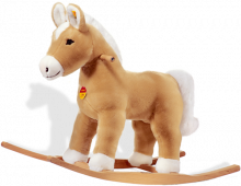 click to see Steiff  Niki Riding Pony in detail