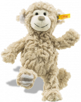 click to see Steiff Bingo Monkey Cuddly Friends in detail
