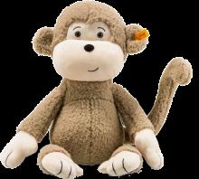 click to see Steiff Brownie Monkey Cuddly Friend (40cm) in detail
