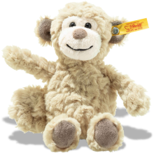 click to see Steiff  Bingo Monkey in detail
