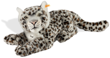 click to see Steiff  Snow Leopard in detail