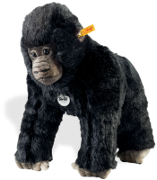 click to see Steiff  Goran Gorilla in detail