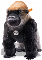 click to see Steiff  Boogie Gorilla in detail
