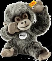 click to see Steiff  Gora Baby Gorilla in detail