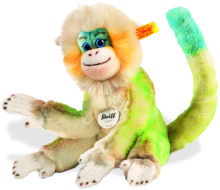 click to see Steiff  Mungo Monkey in detail