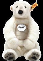 click to see Steiff  Nanouk Polar Bear in detail