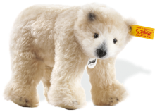 click to see Steiff  Polar Bear in detail