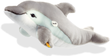 click to see Steiff  Cappy Dolphin in detail