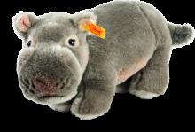 click to see Steiff  Mocky Hippopotamus in detail